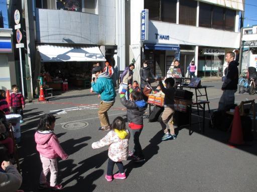 本鵠沼商店街・餅つき大会5