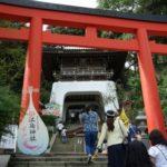 江ノ島神社に行きました