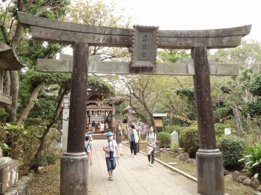 江ノ島神社・奥津宮